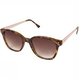 Komono Glasses Renee mid brown/mid pink