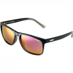Sinner Glasses Oak black/mid red