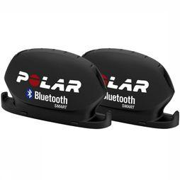 Polar Accessory Speed and Cadence Sensor Set No Colour