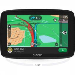 TomTom Gps Go Essential 6 Full Europe (45 Countries) black