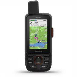 Garmin GPSMAP 66i Handheld and satellite communicator black