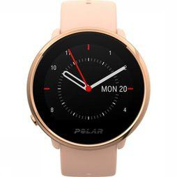 Polar Montre de Sports Ignite S Rose Clair/Or