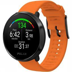Polar Hartslagmeter Ignite Orange M/L Oranje