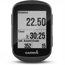Garmin GPS Edge 130 HR Bundle Zwart