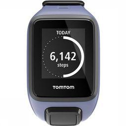 TomTom Gps Spark Gps Fitness Watch mid purple