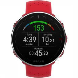 Polar GPS Vantage M M/L Red Rouge