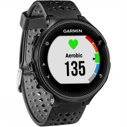 Garmin Sports Watch GPS Forerunner 235 black/mid grey