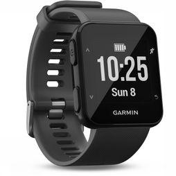 Garmin Heart Rate Monitor  Forerunner 30 dark grey