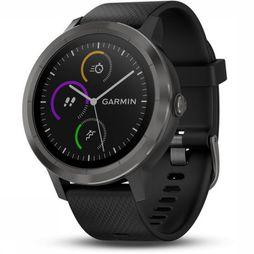 Garmin Activity Tracker Vivoactive 3 Noir/Noir Moyen