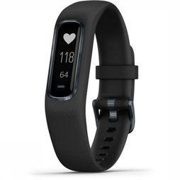 Garmin Activity Tracker Vivosmart 4 L Noir/Gris Moyen