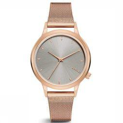 Komono Montre Lexi Royale Rose Clair/Or