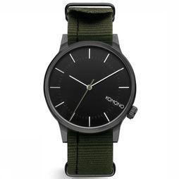 Komono Watch Winston Regal Nato green