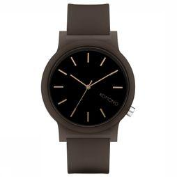 Komono Watch Mono black