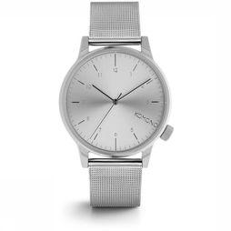 Komono Montre Winston Royale Argent/Assortiment