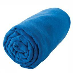 Sea To Summit Serviette Drylite Towel El Ab Large Bleu Moyen