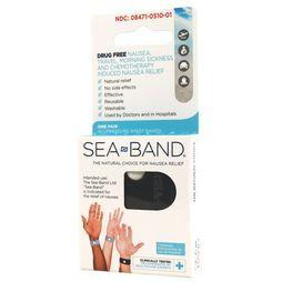 Sea Band Miscellaneous Sea Band Adults black