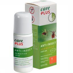 Care Plus Anti-insect Roll-on Sensitive Icaridine 20% 50ml No Colour