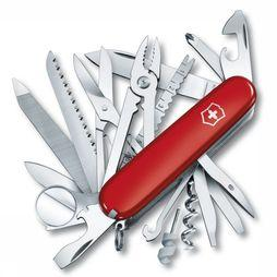 Victorinox Pocket Knife Swisschamp + Etui No Colour