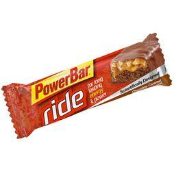 Powerbar Reep Chocolate Caramel Ride Energy Geen kleur