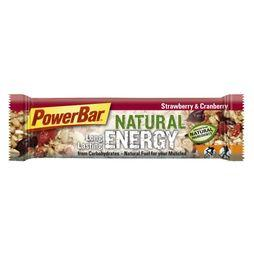 Powerbar Barre Natural Strawberry & Cranberry Pas de couleur