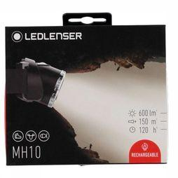 Led Lenser Headlamp MH 10 black