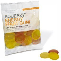 Squeezy Food Energy Fruit Gum No Colour