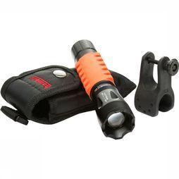 Homeij Flashlight LED Tracker with bag black/orange