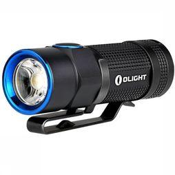 Olight Flashlight S1R Baton Rechargeable black/mid blue
