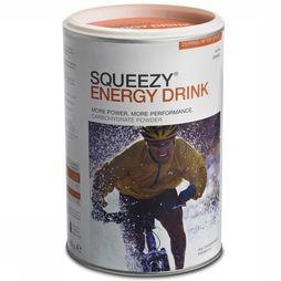 Squeezy Powder Energy Drink Orange No Colour