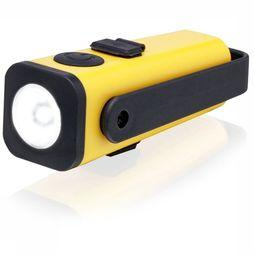 Waka Waka Lampe De Poche Pocket Light Jaune Moyen