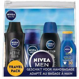 Nivea Hyg Pers Travelpack Men Pas de couleur