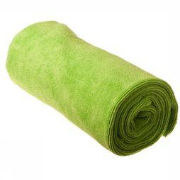 Sea To Summit Serviette Tek Towel Medium 50 x 100cm Lime