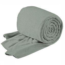 Sea To Summit Serviette Tek Towel Large 60 x 120 cm Gris Moyen