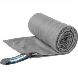 Sea To Summit Bath Towel Pocket X-Large 75 x 150cm mid grey