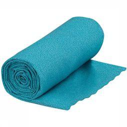 Sea To Summit Bath Towel Airlite Towel Medium mid blue