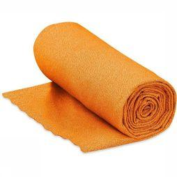 Sea To Summit Handdoek Airlite Towel XLarge Oranje