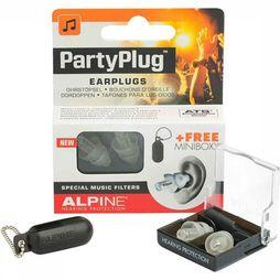 Alpine Earplugs Partyplug white