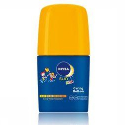 Nivea Protection Solaire Spf50+ 50Ml Kids Roll On Pas de couleur