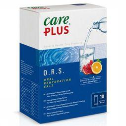 Care Plus Hydration O.R.S. Electrolyte Pomegranate/Orange No Colour