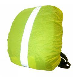 Wowow Reflectiemateriaal Bag Cover Reflective Stripe XL Lichtgeel
