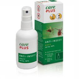 Care Plus Insectenwering Spray Deet 50% 60ml Geen kleur