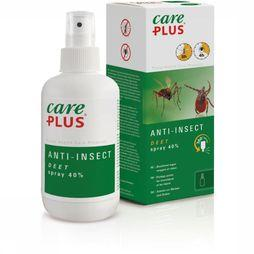 Care Plus Anti-insectes Spray Deet 40% 200ml Pas de couleur