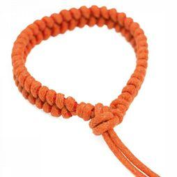 Mosquitno Anti Insect Woven Bracelet Citriodiol orange