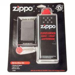 Zippo Lighter All-In-One Kit No Colour