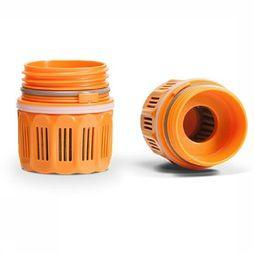 Grayl Waterfilter Acc Ultralight Compact Replacement Cartridge Oranje
