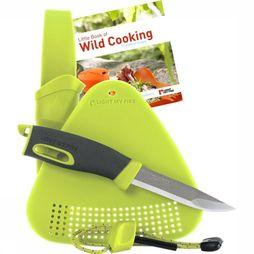 Couteau Cook 'n Fire Kit