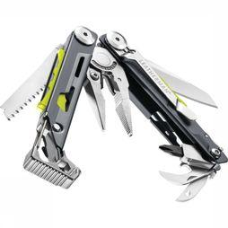 Leatherman Multitool Signal Color Middengrijs/Lime