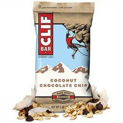 Clif Bar Reep Coconut Chocolate Chip Geen kleur