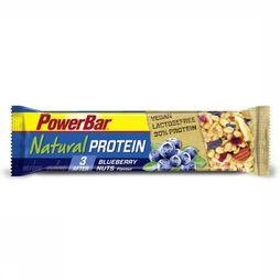 Powerbar Reep Blueberry Nuts Natural Protein Geen kleur
