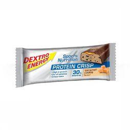 Dextro Bar Caramel Cookie Protein Crisp 30% No Colour